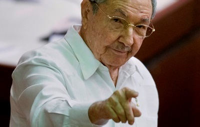 Рауль Кастро потребовал от США прекратить экономическую блокаду Кубы