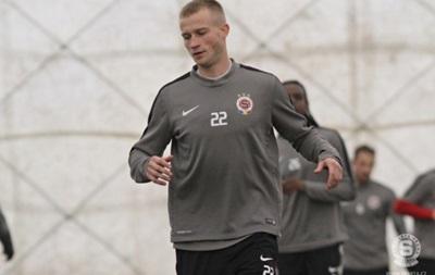 Защитник Динамо отправился на просмотр в Спарту