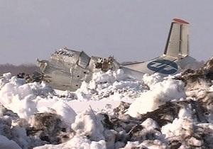 Названы приоритетные версии авиакатастрофы под Тюменью