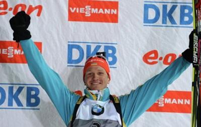 Украинец Семенов стал вице-чемпионом Европы по биатлону