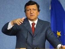 Баррозу прогнозирует переговоры о зоне свободной торговли с Украиной в феврале