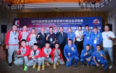 Украинские атаманы добыли непростую победу в логове Китайских драконов