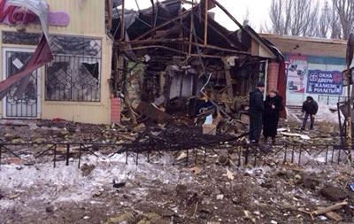 Обстріл Дебальцевого: загинули семеро мирних жителів