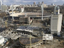 Новинар узнал, почему не реконструируют НСК Олимпийский