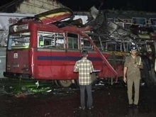 В столице Шри-Ланки прогремел взрыв