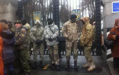 Аваков назвал акцию протеста батальона Айдар предательством