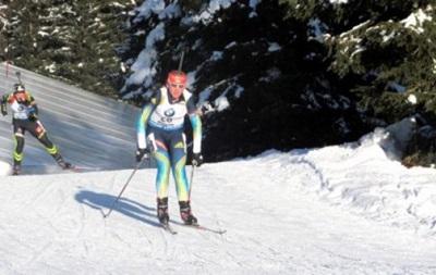 Биатлон: Женская сборная осталась без медалей в спринте на чемпионате Европы