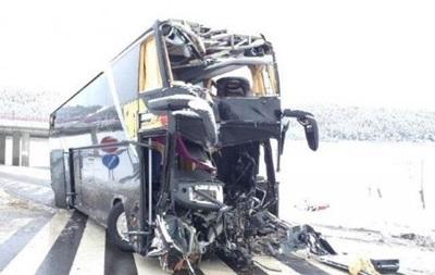 ДТП в Словакии с рейсовым автобусом: погибла украинка