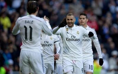 Не Роналду единым: Мадридский Реал отомстил Сосьедаду за поражение в первом круге