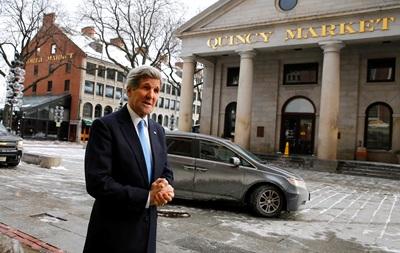 Держсекретар США відвідає Україну 5 лютого
