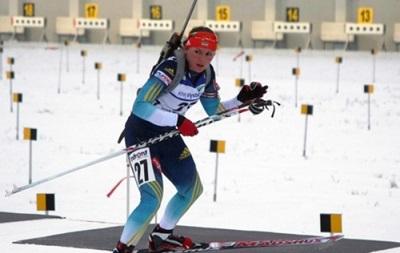 Биатлон: Варвинец завоевала серебро чемпионата Европы в гонке преследования  <a href=