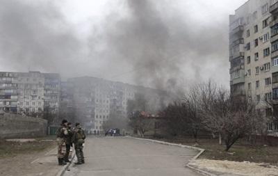 В Донецкой области за сутки погибли семь жителей - МВД