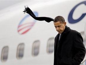 Предвыборная кампания сделала Обаму седым