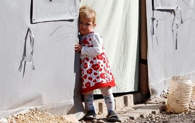 Життя сирійських дітей у таборах для біженців: фоторепортаж