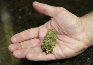 В колонию под Ровно осужденному пытались передать марихуану под видом зеленого чая