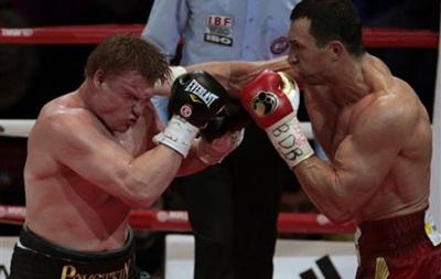Али Башир: Кличко был очень недоволен своим выступлением в бою с Поветкиным