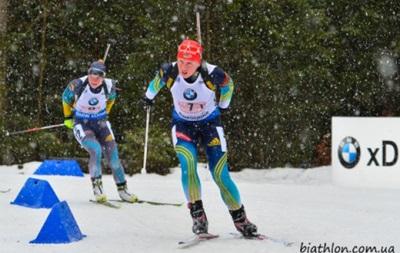 Биатлон: Украинские юниоры завоевала медаль чемпионата Европы в эстафете