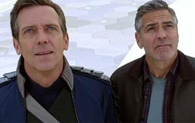 Вышел трейлер  Земля будущего  с Хью Лори и Джорджем Клуни в главных ролях