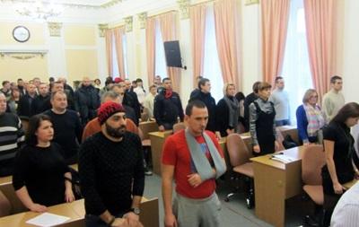 Горсовет Полтавы со второго раза признал Россию агрессором
