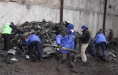 На Донетчине жители нашли новые фрагменты сбитого Боинга