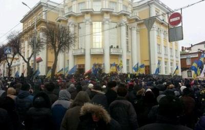 Винницкий облсовет признал Россию агрессором