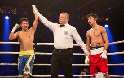 Боксер Украинских атаманов признан лучшим боксером месяца в мире