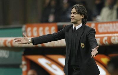 Берлускони уволит Индзаги, если Милан не попадет в Лигу Европы
