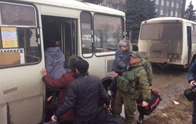 Дебальцево эвакуируют