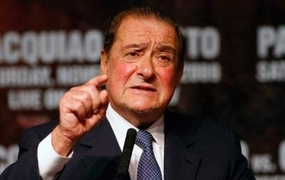 Глава Top Rank: Никогда не проходил через такой ад, как в переговорах по бою Пакьяо - Мейвезер