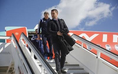 Динамо прибыло в солнечную Испанию на второй тренировочный сбор
