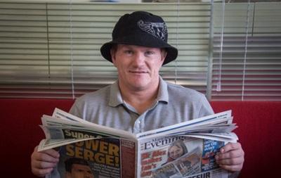 Дом британского боксера ограбили его подписчики в Twitter