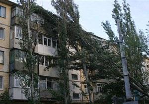 В Полтавской области выпал град диаметром до 3 см, есть пострадавшие