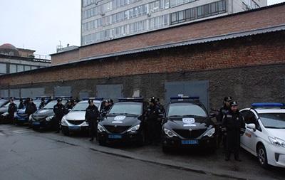 Днепропетровская милиция перешла на усиленную службу