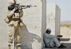 Американский генерал раскритиковал работу спецслужб в Афганистане