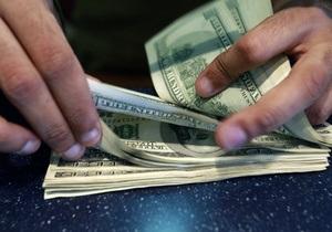 В октябре международные резервы НБУ упали до минимума 2011 года