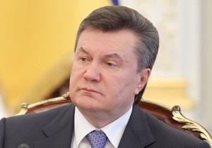 Янукович: Политический экстремизм и радикализм являются основами для сепаратизма