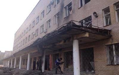 Пять человек погибли при обстреле больницы в Донецке - ОБСЕ
