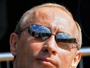 Путин установил на белуху спутниковый передатчик