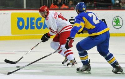 Сборная Украины по хоккею упускает победу над Польшей в Еврочеллендже