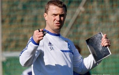 Ребров: Надеюсь, Антунеш поможет Динамо выполнить поставленные задачи