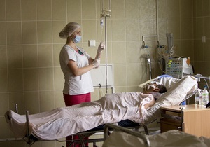 Девять отравленных в Донецке журналистов остаются в больницах