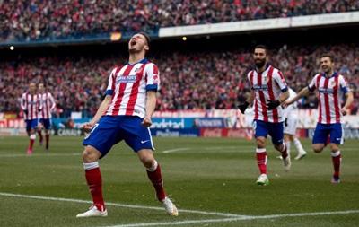 Атлетико уничтожил Реал в мадридском дерби