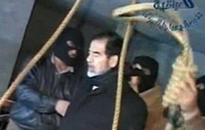 Коллекционеры устроили  войну  за орудие казни Саддама Хусейна