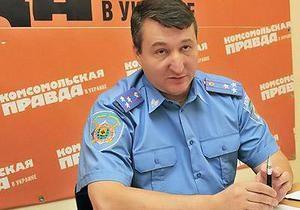 Янукович назначил начальника донецкой милиции заместителем главы МВД