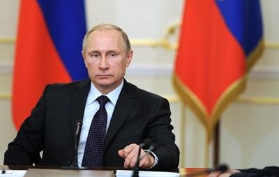 Путин обеспокоен милитаризацией Украины