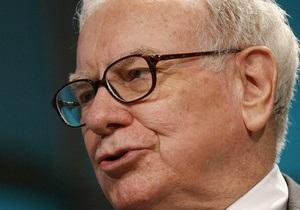 Компания Баффета - Агентство S&P разочаровалось в компании Баффета