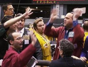 За вторник Фондовый рынок США потерял $700 млрд