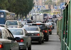 С начала года в Киеве выявлено почти 7000 нетрезвых водителей