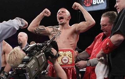 Бокс: Украинец Редкач оспорит статус официального претендента на титул