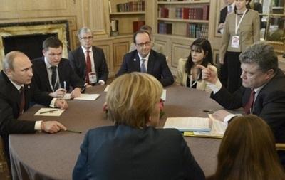 Порошенко считает встречу в Минске одним из последних шансов на мир